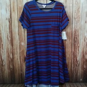 Lularoe medium Carly dress